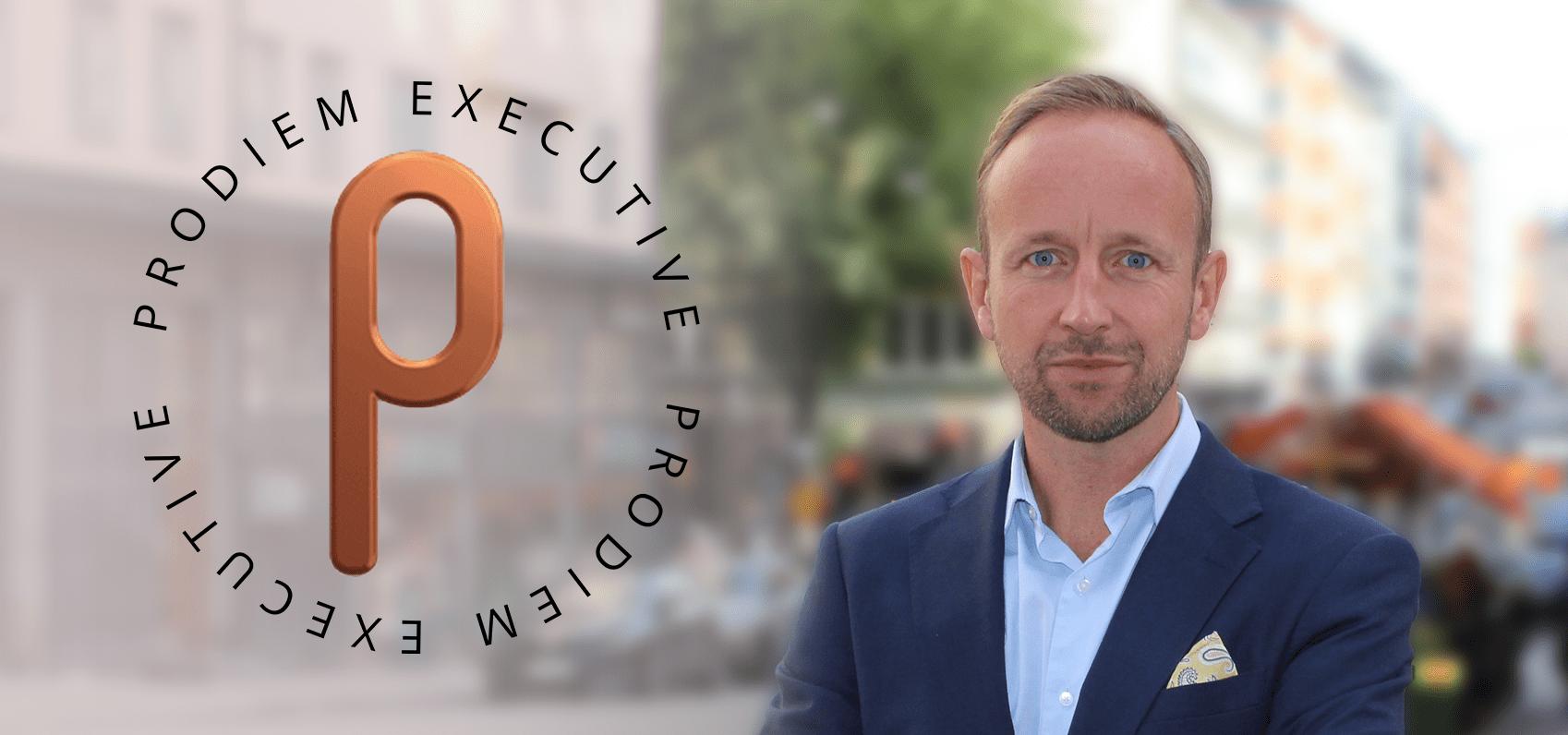 Prodiem lanserar nytt affärsområde med fokus på strategiska roller inom finance